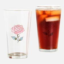 ROSE Drinking Glass