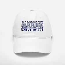 GAMMONS University Baseball Baseball Cap