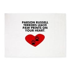 Parson Russell Terriers Leave Paw Prints On Your H