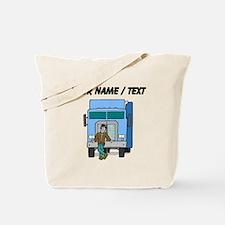 Truck Driver (Custom) Tote Bag