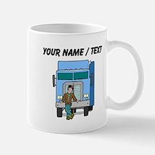 Truck Driver (Custom) Mugs