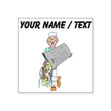 Trash Collector (Custom) Sticker