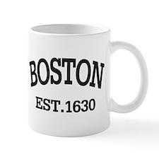 Boston 1630 Mugs