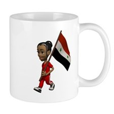Syria Girl Mug