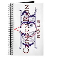 Crimson Rain Journal