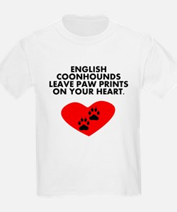 English Coonhounds Leave Paw Prints On Your Heart
