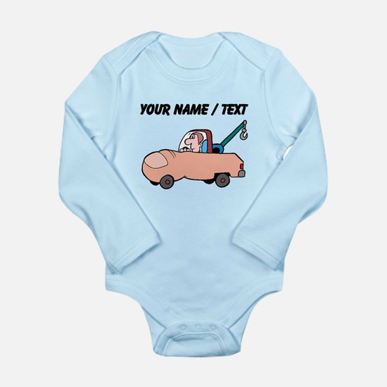 Tow Truck Driver (Custom) Body Suit