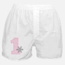 Cute 1st birthday Boxer Shorts
