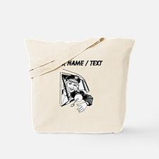 Taxi Driver (Custom) Tote Bag