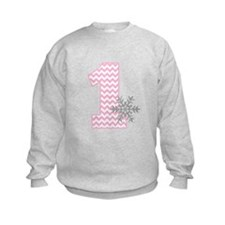 Snowflake 1 Sweatshirt