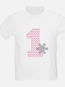 Snowflake 1 T-Shirt