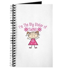 Big Sister Of Twins Journal