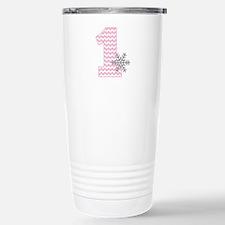 Snowflake 1 Travel Mug