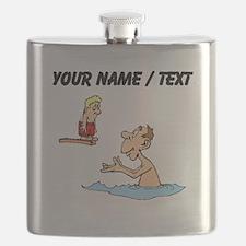 Swim Instructor (Custom) Flask