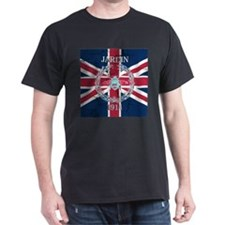 vintage bee union jack T-Shirt