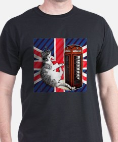 modern london cat T-Shirt