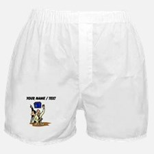 Stock Brokers (Custom) Boxer Shorts
