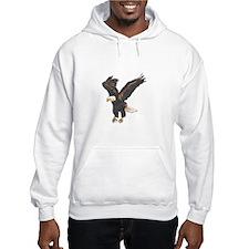 Bald Eagle Hoodie