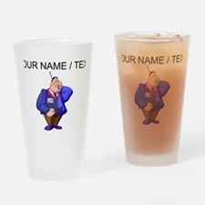 Security Guard (Custom) Drinking Glass