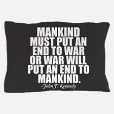 Anti War Pillow Case