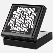 Anti War Keepsake Box
