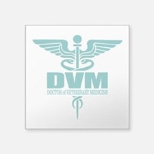 Caduceus DVM Sticker