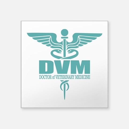 Caduceus DVM Sticker