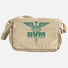 Caduceus DVM Messenger Bag