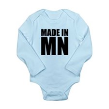 MADE IN MN Body Suit