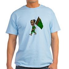Turkmenistan Girl T-Shirt