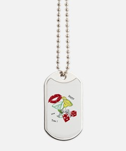 Happy new year Dog Tags