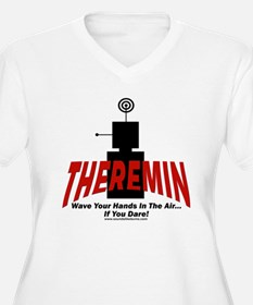 Theremin.png Plus Size T-Shirt