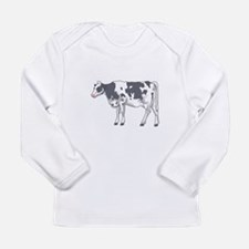 Holstein Cow Long Sleeve T-Shirt