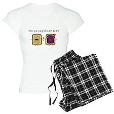 We go Together Like PB&J Pajamas