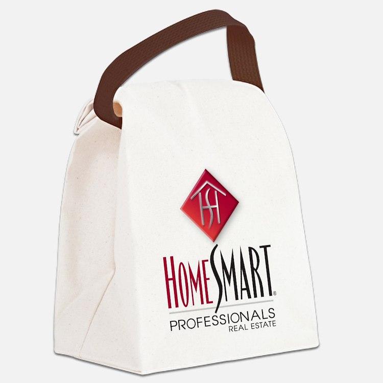 HS Diamond Top Canvas Lunch Bag