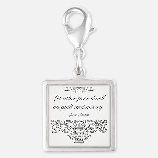 Jane Austen Quote Charms
