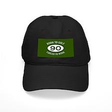 90th Birthday Golf Baseball Hat