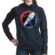 CRS-6 Logo Women's Hooded Sweatshirt