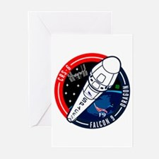 CRS-6 Logo Greeting Cards (Pk of 10)