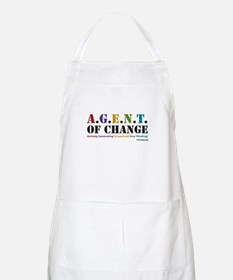 Agent of Change Apron