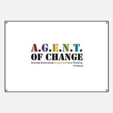 Agent of Change Banner