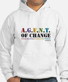 Agent of Change Hoodie