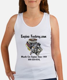 Funny Small engines Women's Tank Top