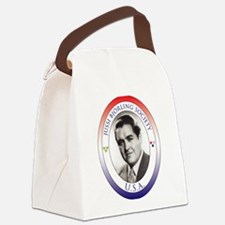 Jbs-Usa Logo Canvas Lunch Bag