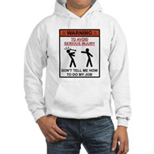 Unique Funny injury Hoodie