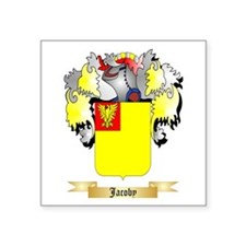 """Jacoby Square Sticker 3"""" x 3"""""""