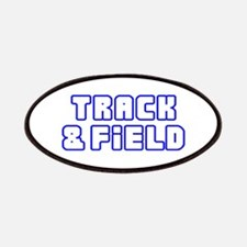 OPEN TRACK AND FIELD Patches