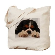 I Am A Cavalier King Charles Spaniel Fan Tote Bag