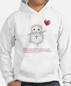Flying Valentine With Corinthian Hoodie