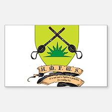 HMFWS Logo1 Decal